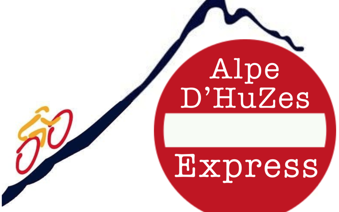 Alpe-d'Huzes Express: 6. Come On This Train!