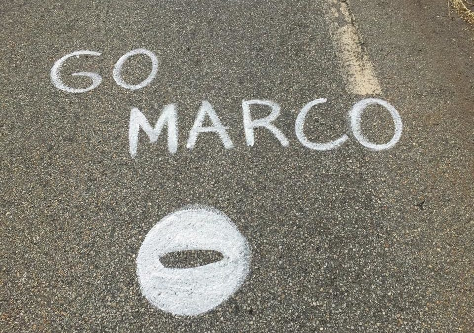 ALPE-D'HUZES EXPRESS: 21. Go Marco!