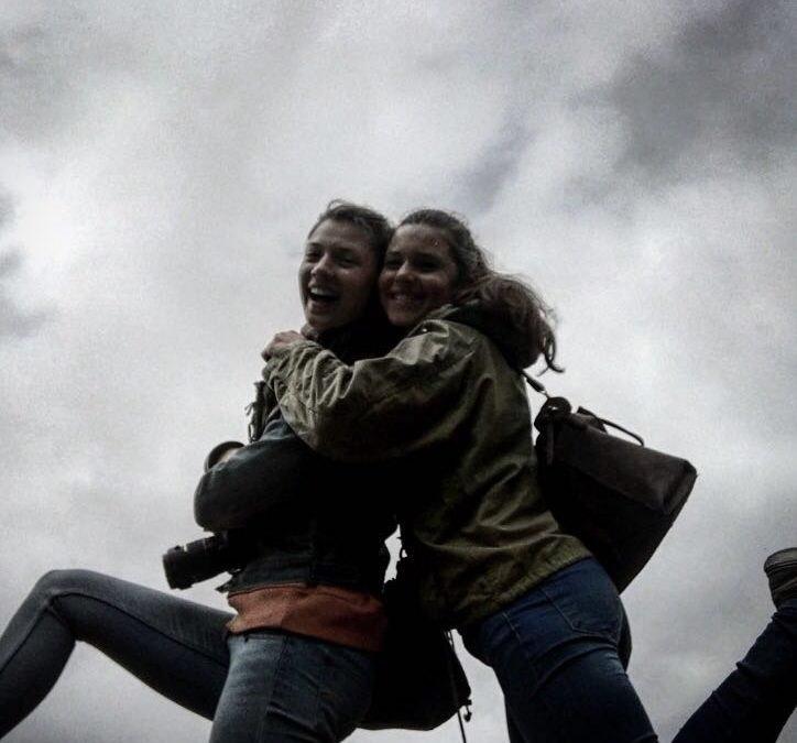 ZINGEN IN DE STORM DEEL 17 – Dag 1 verblijf Alpe d'Huez (Gastblog Fabienne en Estelle)