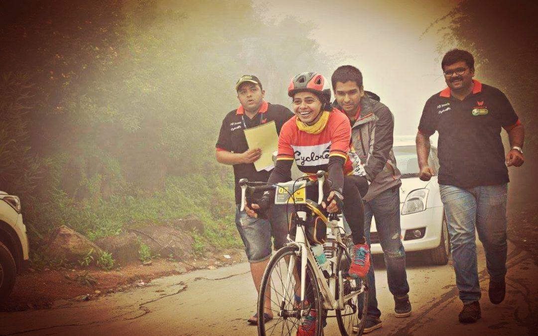 Dag 6 De Tour van Geeta (etappe 3, slotetappe)