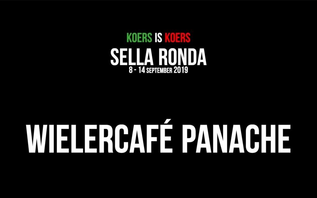 DE SELLA RONDA STORIES / 8. WIELERCAFÉ PANACHE