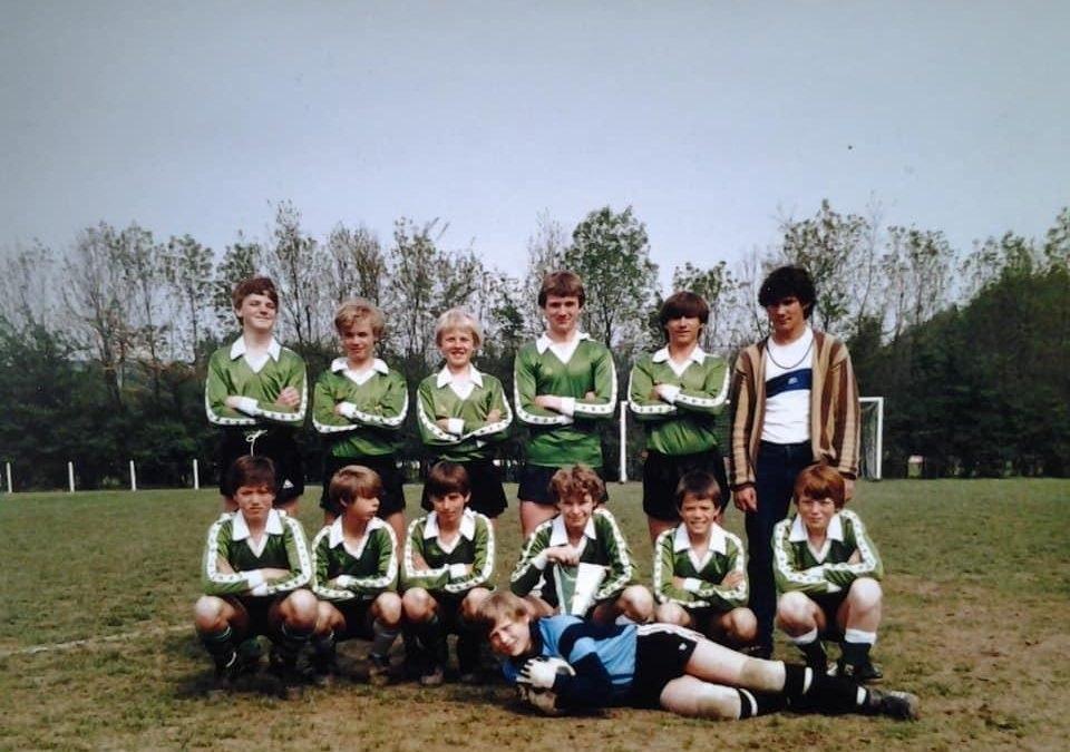 Buitenspelval (Overmaas C1, 1983)